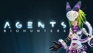 Agents: Biohunters cover