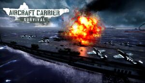 Aircraft Carrier Survival cover