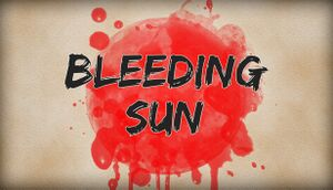Bleeding Sun cover