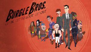 Burgle Bros. cover