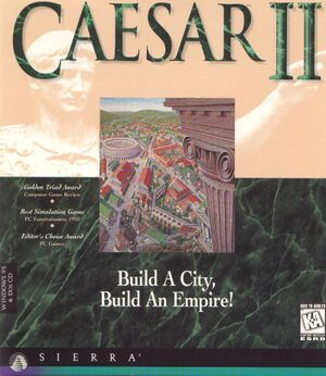 Caesar II cover