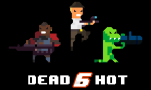 Dead6hot cover
