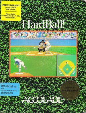 HardBall! cover