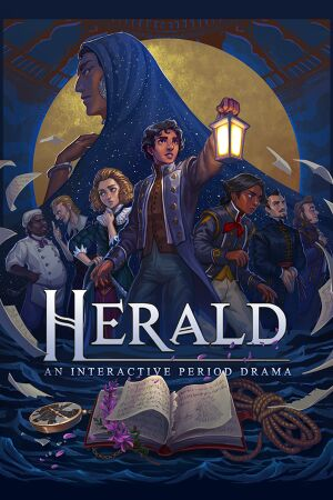 Herald: An Interactive Period Drama cover