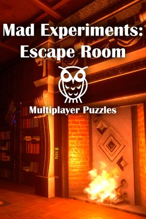 Mad Experiments: Escape Room cover