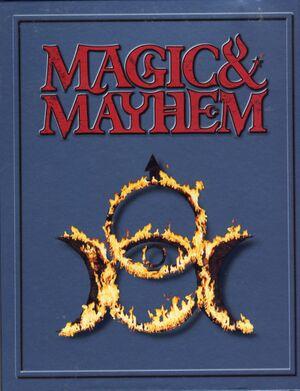 Magic & Mayhem cover