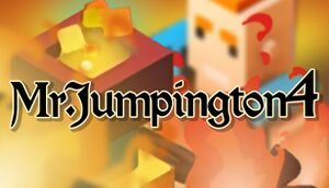 Mr. Jumpington 4 cover
