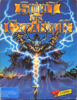 Spirit of Excalibur cover