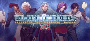 The King of Fighters 2002 cover