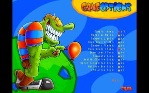 In-game general settings (2/2).