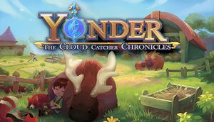 Yonder: The Cloud Catcher Chronicles cover