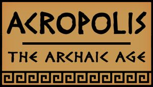Acropolis: The Archaic Age cover