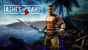 Ashes of Oahu cover