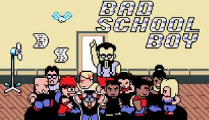 Bad School Boy cover