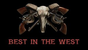 Best in the West cover