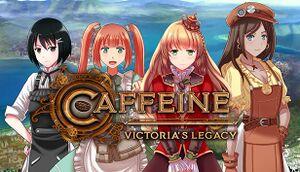 Caffeine: Victoria's Legacy cover