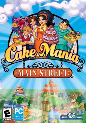 Cake Mania: Main Street cover