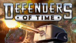 Defenders of Time cover
