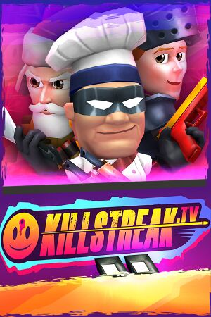 KillStreak.tv cover