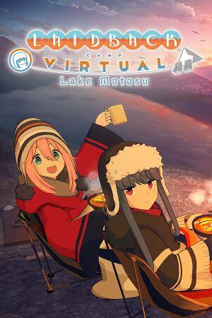 Laid-Back Camp - Virtual - Lake Motosu cover