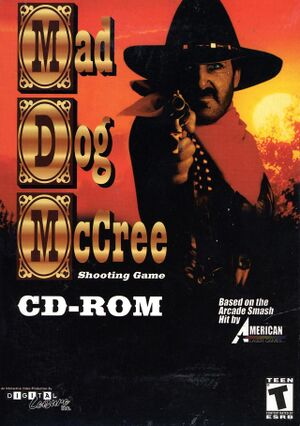 Mad Dog McCree cover