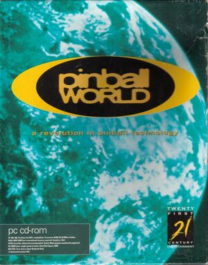Pinball World cover