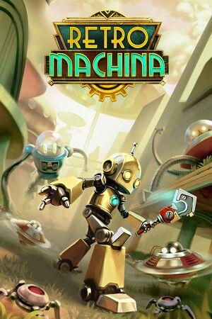 Retro Machina cover