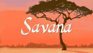 Savana cover
