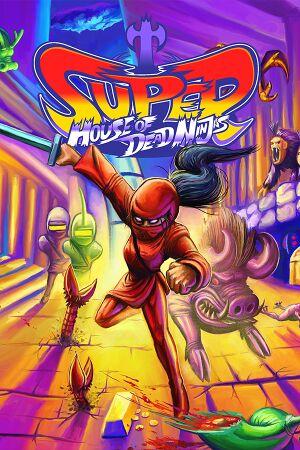 Super House of Dead Ninjas cover