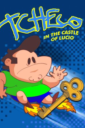 Tcheco in the Castle of Lucio cover