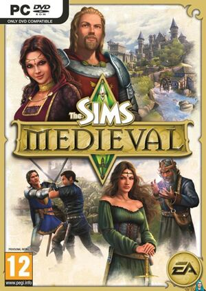 The Sims Medieval cover