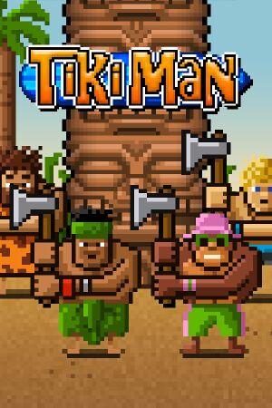 Tiki Man cover