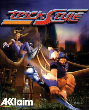 TrickStyle cover
