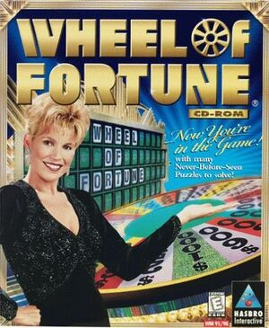 Wheel of Fortune (1998) cover