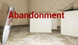 Abandonment cover