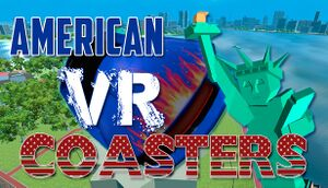 American VR Coasters cover