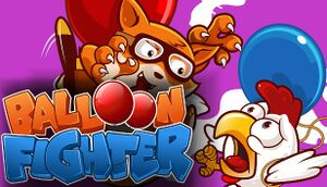 Balloon Fighter cover