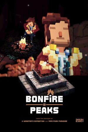Bonfire Peaks cover