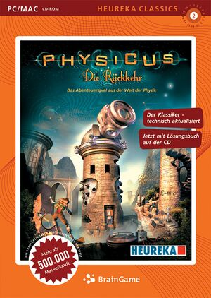 Physikus 2 cover