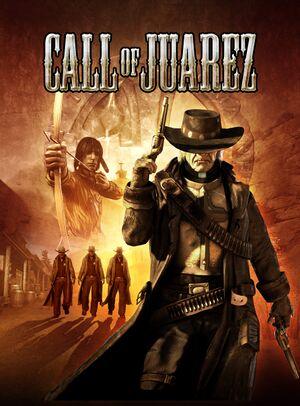 Call of Juarez cover