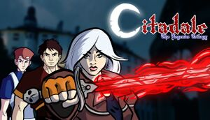 Citadale: The Legends Trilogy cover