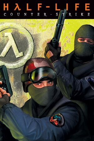 Counter-Strike cover