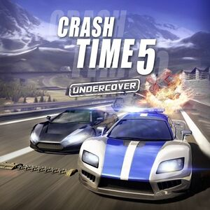 Crash Time 5: Undercover cover