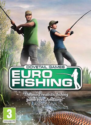 Euro Fishing cover