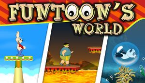 Funtoon's World cover