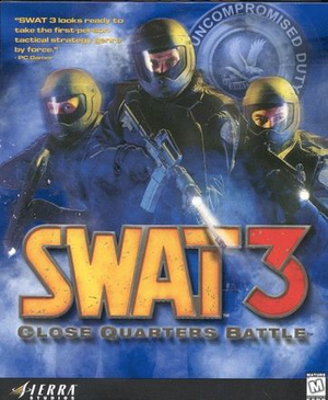 SWAT 3: Close Quarters Battle cover