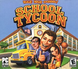 School Tycoon cover
