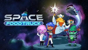 Space Food Truck cover