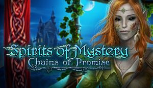 Spirits of Mystery: Chains of Promise cover