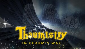 Thaumistry: In Charm's Way cover